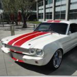 1965 Ford Mustang Fastback GT Custom