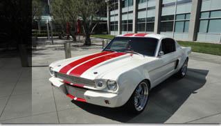 1965 Ford Mustang Fastback GT Custom - Muscle Cars Blog