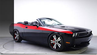 2008 Dodge Challenger Mr. Norms Convertible - Muscle Cars Blog