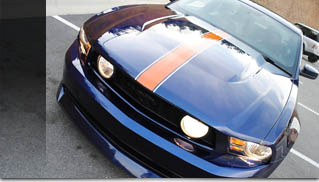 2011 Ford Mustang GT 5.0 Auburn Edition Custom - Muscle Cars Blog