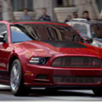 2013 Ford Mustang Commercial