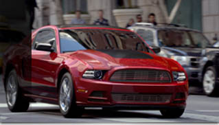 Sneak Peek New 2013 Mustang Inner TV Ad via Google Hangout, YouTube and Facebook - Muscle Cars Blog