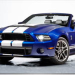 New 2013 Ford Shelby GT500 Convertible for SVT 20th Anniversary with 650HP