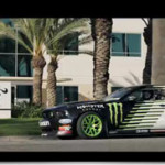 Limited Edition Vaughn Gittin Jr. HPI RC Mustang Drift Car Sweepstakes