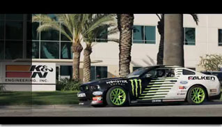 Limited Edition Vaughn Gittin Jr. HPI RC Mustang Drift Car Sweepstakes - Muscle Cars Blog