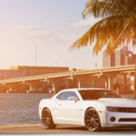 Chevrolet Camaro on Limited Edition 22″ Vossen Wheels CV1s
