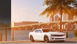 Chevrolet Camaro on Limited Edition 22″ Vossen Wheels CV1s  - Muscle Cars Blog