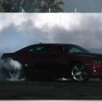 Stuntbusters – Chevy Camaro SS Burnout At 1000 FP