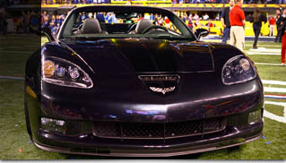Super Bowl XLVI MVP Takes Home Chevrolet Corvette - Muscle Cars Blog