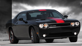 2012 Dodge Challenger Rallye Redline at Spring Fest - Muscle Cars Blog