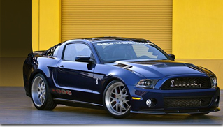 2012 Shelby GT 1000 Coupe - Muscle Cars Blog