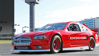 2013 NASCAR Dodge Charger Sprint Cup car - Muscle Cars Blog