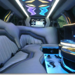 2012 Dodge Charger turned to 140-inch White Stretch Limousine