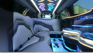 2012 Dodge Charger turned to 140-inch White Stretch Limousine  - Muscle Cars Blog