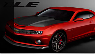 2013 Camaro 1LE: 426-hp, 1g cornering - Muscle Cars Blog