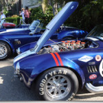 Team Shelby gathers Shelby Cobras for a 50th anniversary reunion