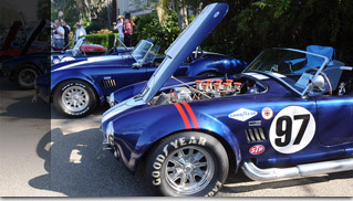 Team Shelby gathers Shelby Cobras for a 50th anniversary reunion - Muscle Cars Blog