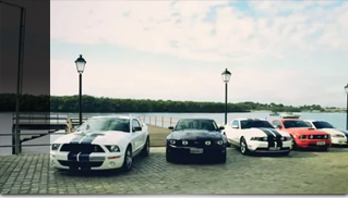 Mustang Passion - The Mustang Club of Parana Movie - Muscle Cars Blog