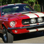 1967 Shelby GT 350 Factory Paxton Supercharged