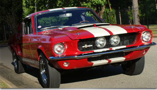 1967 Shelby GT 350 Factory Paxton Supercharged - Muscle Cars Blog