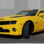 2012 Camaro SS O CT-Tuning – Yellow Steam Hammer