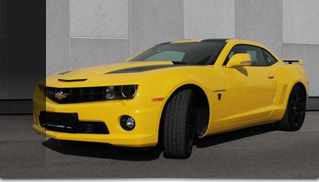 2012 Camaro SS O CT-Tuning - Yellow Steam Hammer - Muscle Cars Blog
