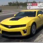 2012 Lingenfelter Camaro ZL1 Hits 202 MPH – Video