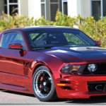 "2012 Ford Mustang Creations n' Chrome's ""Boy Racer"" Goes Fast"