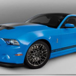 A Look at the 2013 Ford Shelby GT500