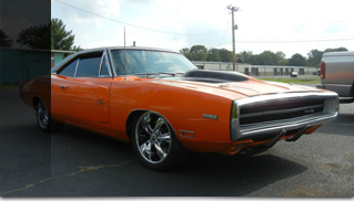 1970 Dodge Charger RT Race Hemi Setup - Muscle Cars Blog