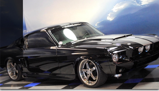 1967 Ford Mustang Custom Fastback - Eleanor's Worst Nitemare - Muscle Cars Blog