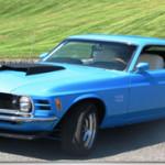 1970 Ford Mustang Boss 429 – 850 HP + Kaase heads on 460 Block