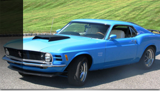 1970 Ford Mustang Boss 429 - 850 HP + Kaase heads on 460 Block - Muscle Cars Blog