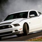 2013 Mustang RTR revealed by Vaughn Gittin Jr.
