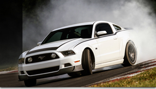 2013 Mustang RTR revealed by Vaughn Gittin Jr. - Muscle Cars Blog