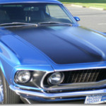 1969 Ford Mustang BOSS 302 – 1 of 1