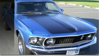 1969 Ford Mustang BOSS 302 - 1 of 1 - Muscle Cars Blog