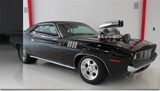 1971 Plymouth Barracuda 1000+ HP Monster - Muscle Cars Blog