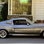 1968 Ford Mustang with NOS is a fun to drive