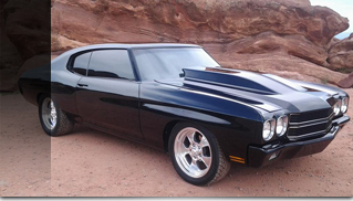 1970 Chevrolet Chevelle Custom 2 Door Coupe - Muscle Cars Blog