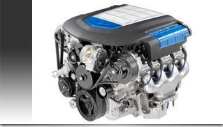 Small-Block V-8 is the Heart of Chevrolet Corvette - Muscle Cars Blog