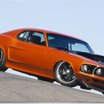 "1969 Ford Mustang – Sale Spec's Pro Tourning ""Project Nasty"" – Supercharged 500 HP"