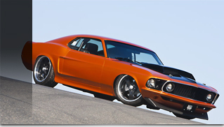 "1969 Ford Mustang - Sale Spec's Pro Tourning ""Project Nasty"" - Supercharged 500 HP - Muscle Cars Blog"