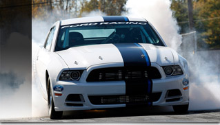Ford Mustang is hottest car at SEMA 2012 - Muscle Cars Blog
