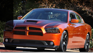 Dodge Charger Juiced Concept V10 - Muscle Cars Blog