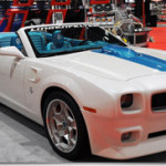 The first production Lingenfelter LTA at the 2012 SEMA Show