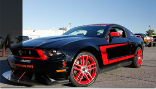 20 Muscle Cars at 2012 SEMA show - Muscle Cars Blog