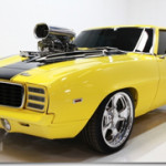 1969 Chevrolet Camaro RS SS – Freshly Restored, Supercharged 461-Powered Beast!