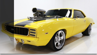 1969 Chevrolet Camaro RS SS - Freshly Restored, Supercharged 461-Powered Beast! - Muscle Cars Blog