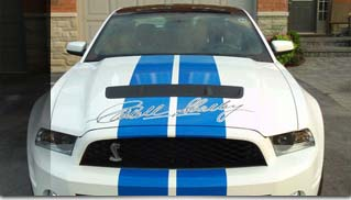 2011 Ford Mustang Shelby GT500 Cobra Special Edition (1 of 2) - Muscle Cars Blog
